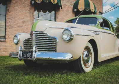 1941 Buick Special Coupe