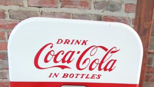 1955 Coca-Cola Vending Machine