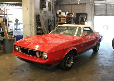 1973 Ford Mustang (Convertible)