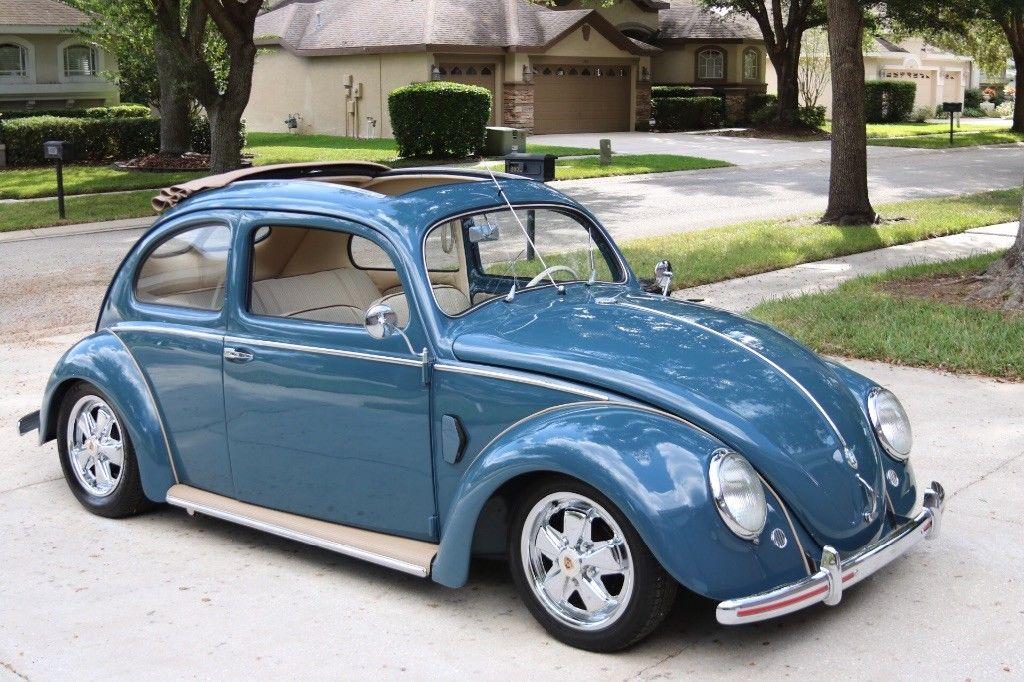 fan car friday 1952 vw beetle fantomworks. Black Bedroom Furniture Sets. Home Design Ideas