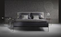 Lifesteel Bed - Beds Fanuli Furniture