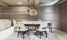 Crown Dining Table Flexform Mood - Fanuli Furniture