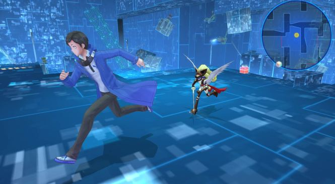 Digimon Story: Cyber Sleuth – Hacker's Memory ya está disponible