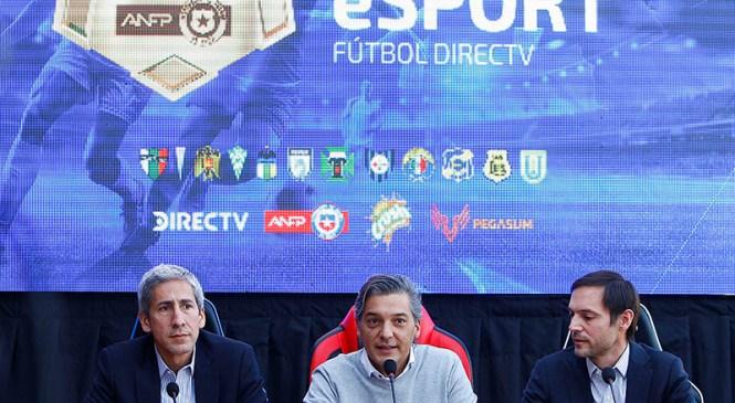 La ANFP lanza la primera liga chilena de Esports de FIFA 18