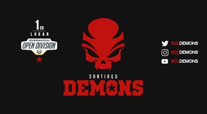 Santiago Demons: la esperanza de Chile en el competitivo de Overwatch