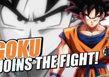 Las versiones originales de Goku y Vegeta llegan a DRAGON BALL FighterZ