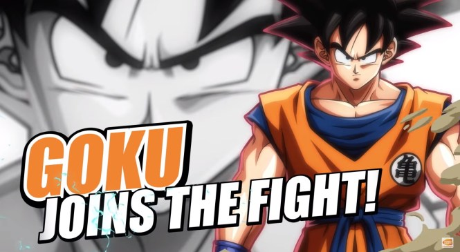 Las versiones originales de Goku y Vegeta llegan a DRAGON BALL FighterZ