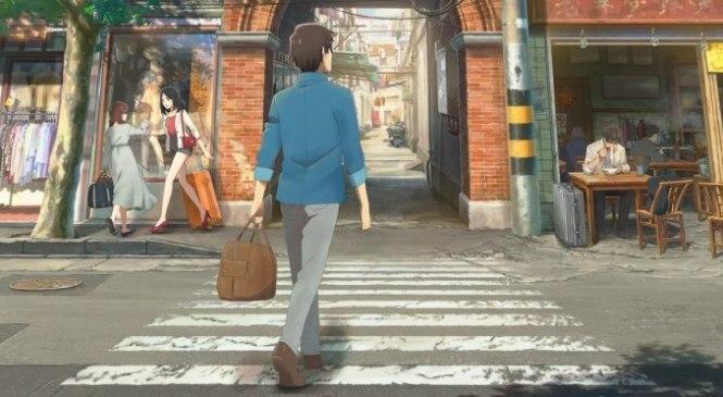 Shiki Oriori: tres simples historias de anime