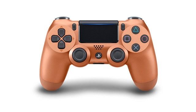 PlayStation anuncia cuatro colores nuevos para el DualShock 4