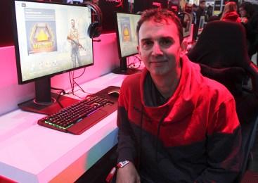Marcus Hermann,Senior Business Manager de HyperX: Los esports nos han ayudado a ser exitosos
