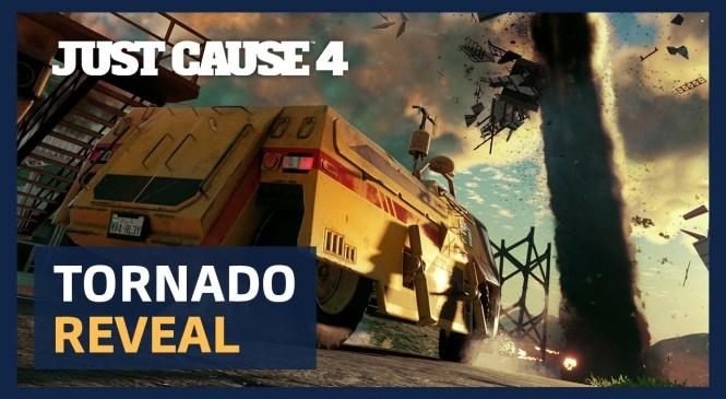 Revelan primer Gameplay de Just Cause 4