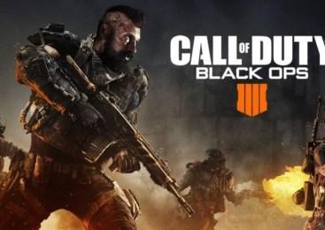 Ya está disponible Call of Duty Black Ops 4