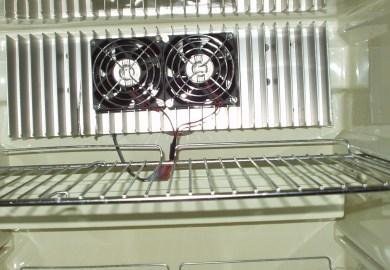 Exterior Cooling Fans For Rv Fridge