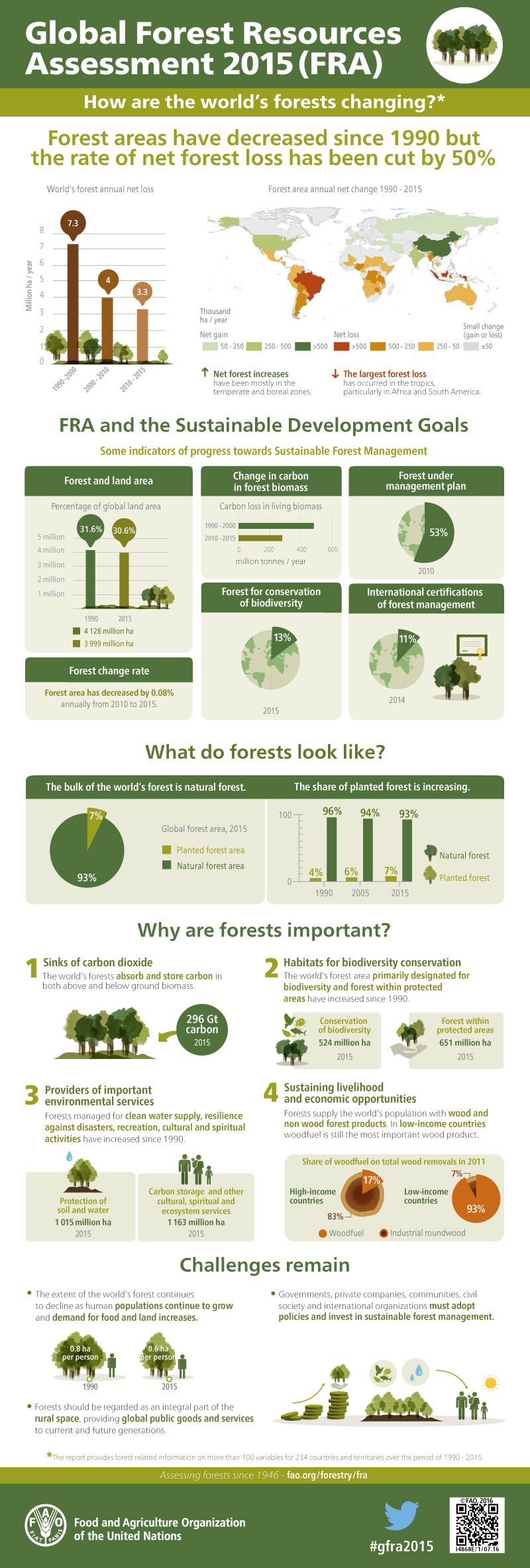 Global Forest Resource Assessment