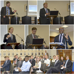Press Release: 7 June 2017 - US Congressional Legislative Briefing highlights - Blue Growth: Future of Fish as a Significant Food Source 1
