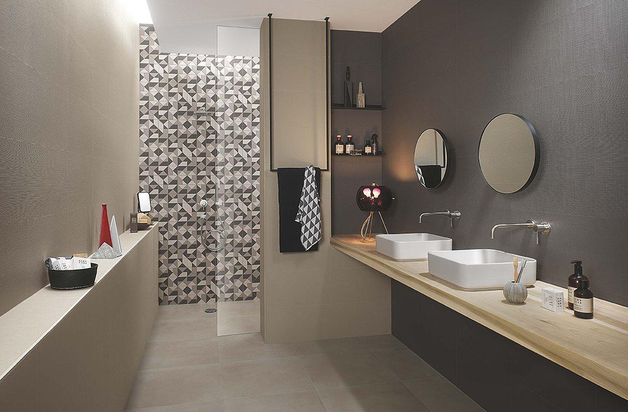 Rivestimenti bagno piastrelle bagno in ceramica  FAP