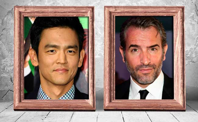 John-Cho-and-Jean-Dujardin-—-43-years-old