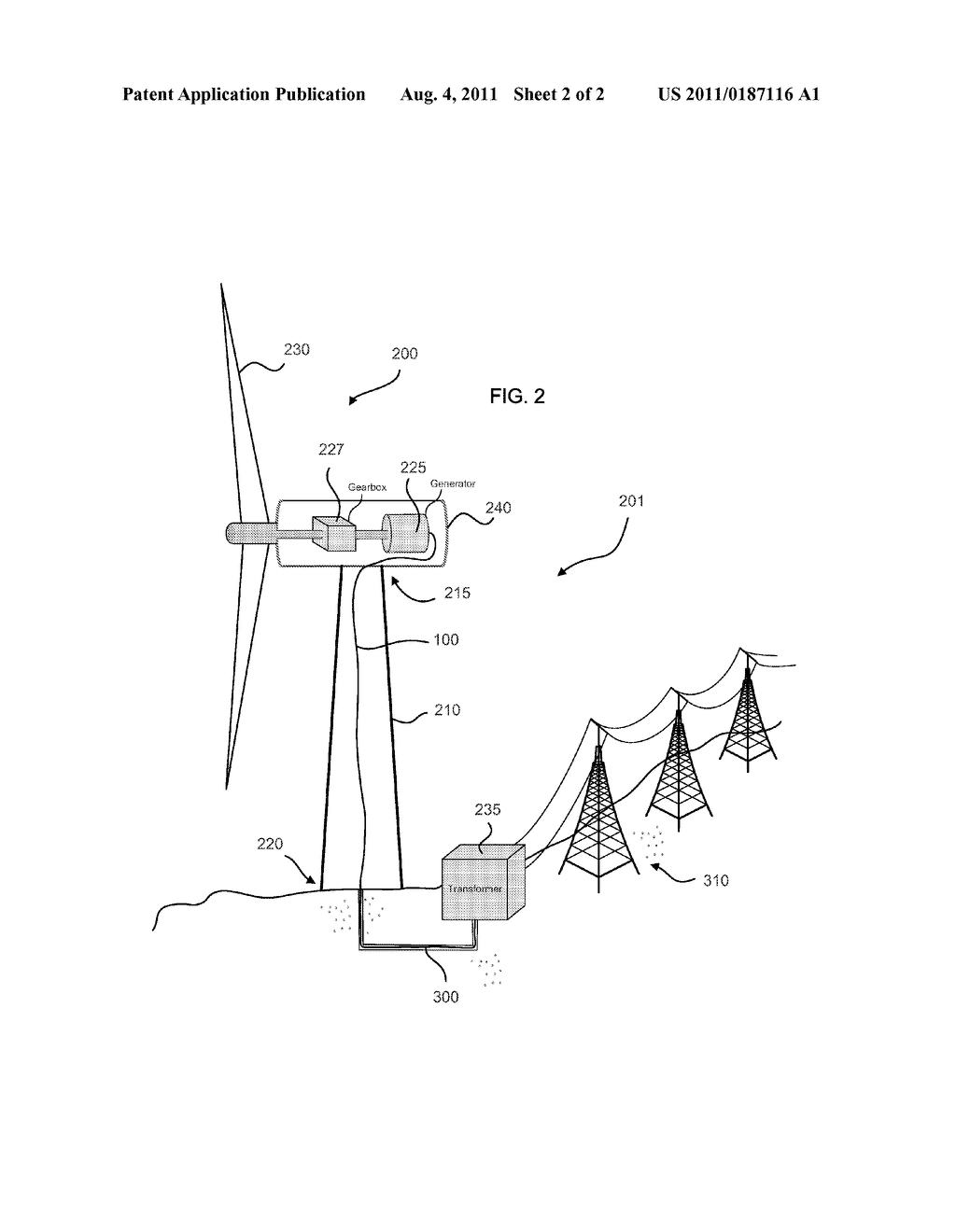 Wind Power: Wind Power Plant Diagram