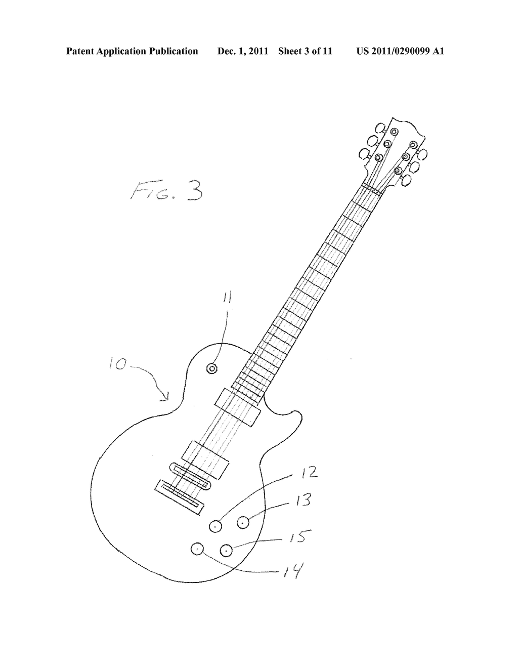 Electric Guitar Schematic Diagram, Electric, Get Free