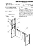 Advanced-powered sliding or guillotine door trap system