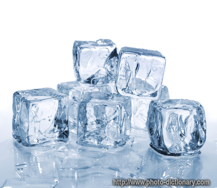 Ice to see you!