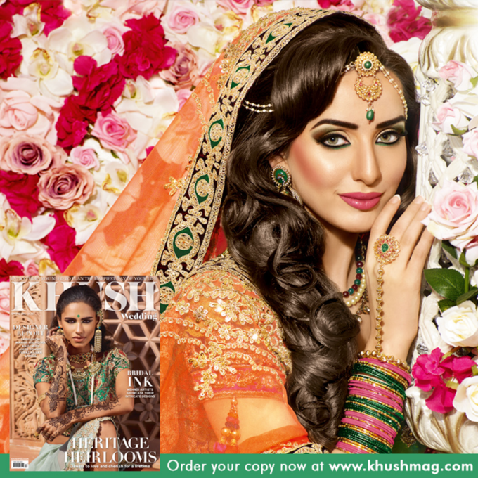 magazine published work | farah syed