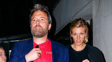 Ben Affleck: Lindsay Shookus es la indicada? WHAT?