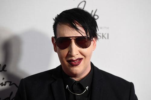 Marilyn Manson habla de su accidente en el escenario