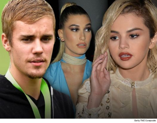Justin Bieber y Selena Gomez: terapia de pareja por Hailey Baldwin.