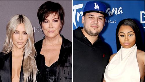 Kris Jenner, Kim y Rob Kardashian responden a la demanda de Blac Chyna!