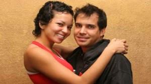 Adriana Zubiate, Gabriel Calvo