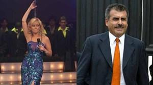 Gisela Valcárcel, Nicolás Lúcar, Roberto Martínez