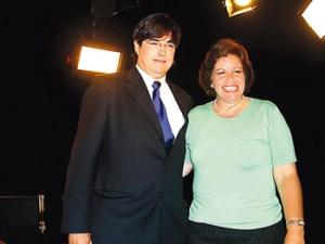 Jaime Bayly, Lourdes Flores