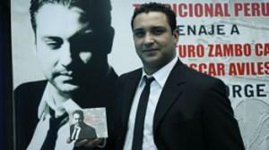 Jorge Pardo, Arturo Cavero