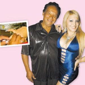 Pablo Villanueva 'Melcochita' , Kínder