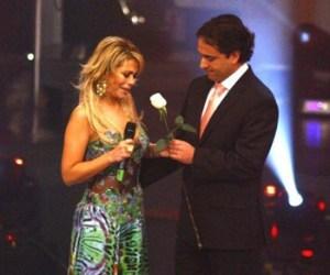 Gisela Valcárcel , Roberto Martínez