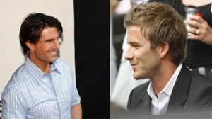 Tom Cruise, David Beckhanm