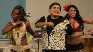 Gisela Valcárcel, Carlos Álvarez, Natalia Málaga, Roberto Martínez