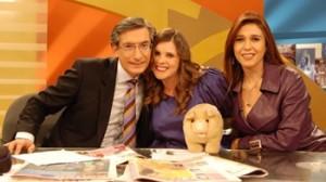Federico Salazar, Verónica Linares, Johanna San Miguel, Fiorella Rodríguez