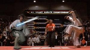 The Karate Kid, Luke Skywalker, Daniel LaRusso