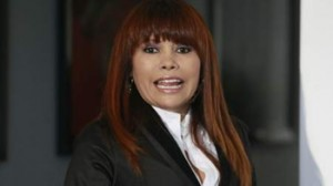 Magaly Medina, Jessica Tapia, Álvaro Maguiña