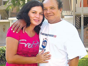 Pablo Villanueva, Montserrat Seminario, Susan Villanueva, María Esperanza