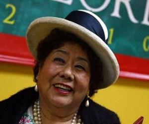 Angélica Harada Vásquez, Princesita de Yungay