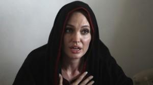 Angelina Jolie, Terry Jones