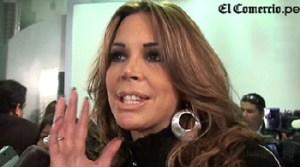 Magaly Medina, Carla Barzotti