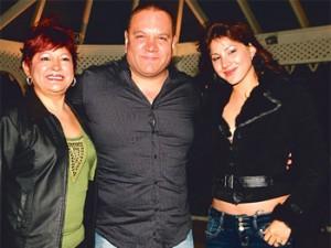 Mauricio Diez Canseco, Leslie Castillo, María Isabel Rodríguez
