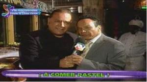 Mauricio Diez Canseco, Pablo Villanueva