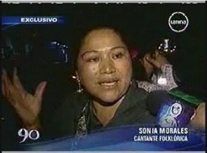 Patty Wong, Sonia Morales