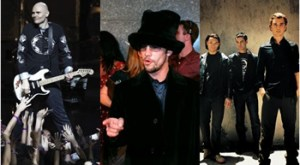 Bush, Korn, Rage Against the Machine, Hole, Smashing Pumpkins, Jamiroquai, Courtney Love, Billy Corgan, Jay Kay, Gavi Rossdale