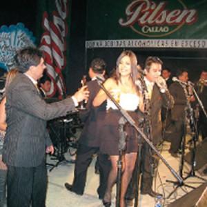Tula Rodríguez,  Gisela Valcárcel, Marielena Carmona